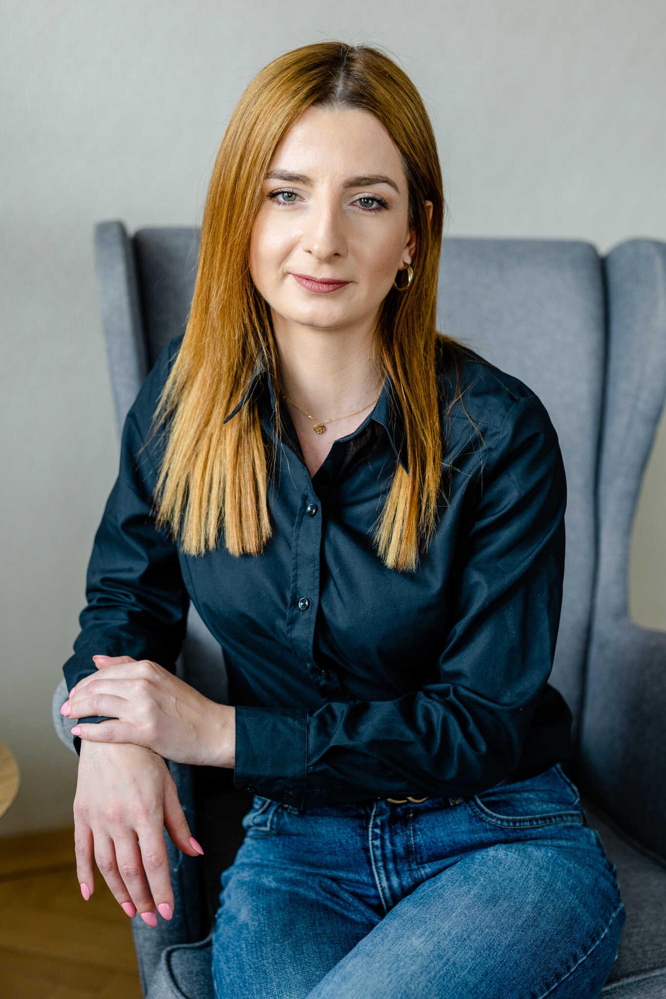 Katarzyna Ambrozik, terapeuta, psycholog, psychoterapeuta systemowy Warszawa