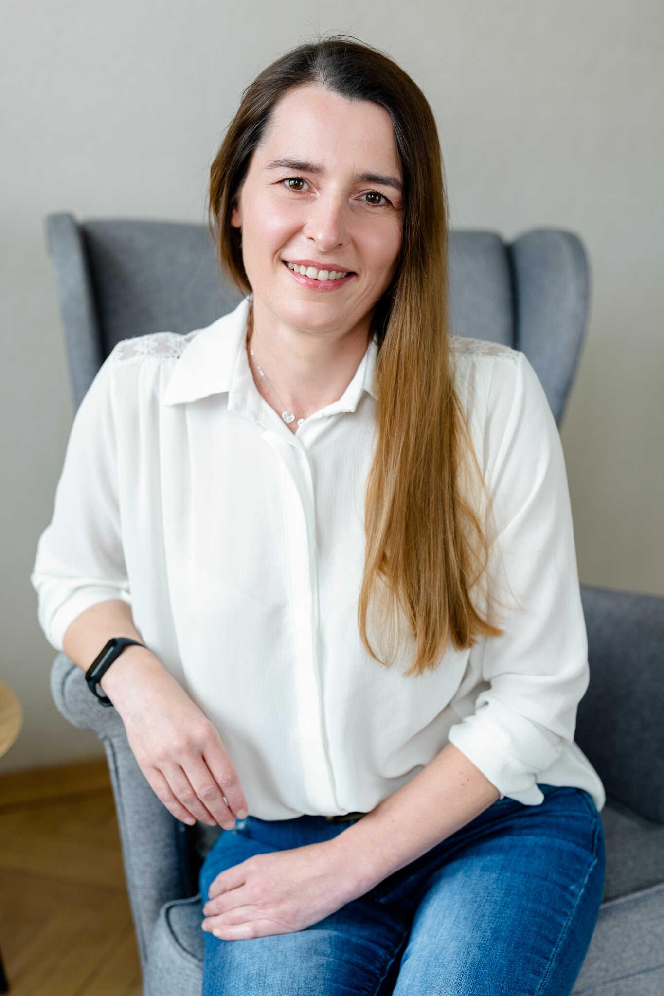 Małgorzata Kiepurska, psycholog, terapeuta Warszawa