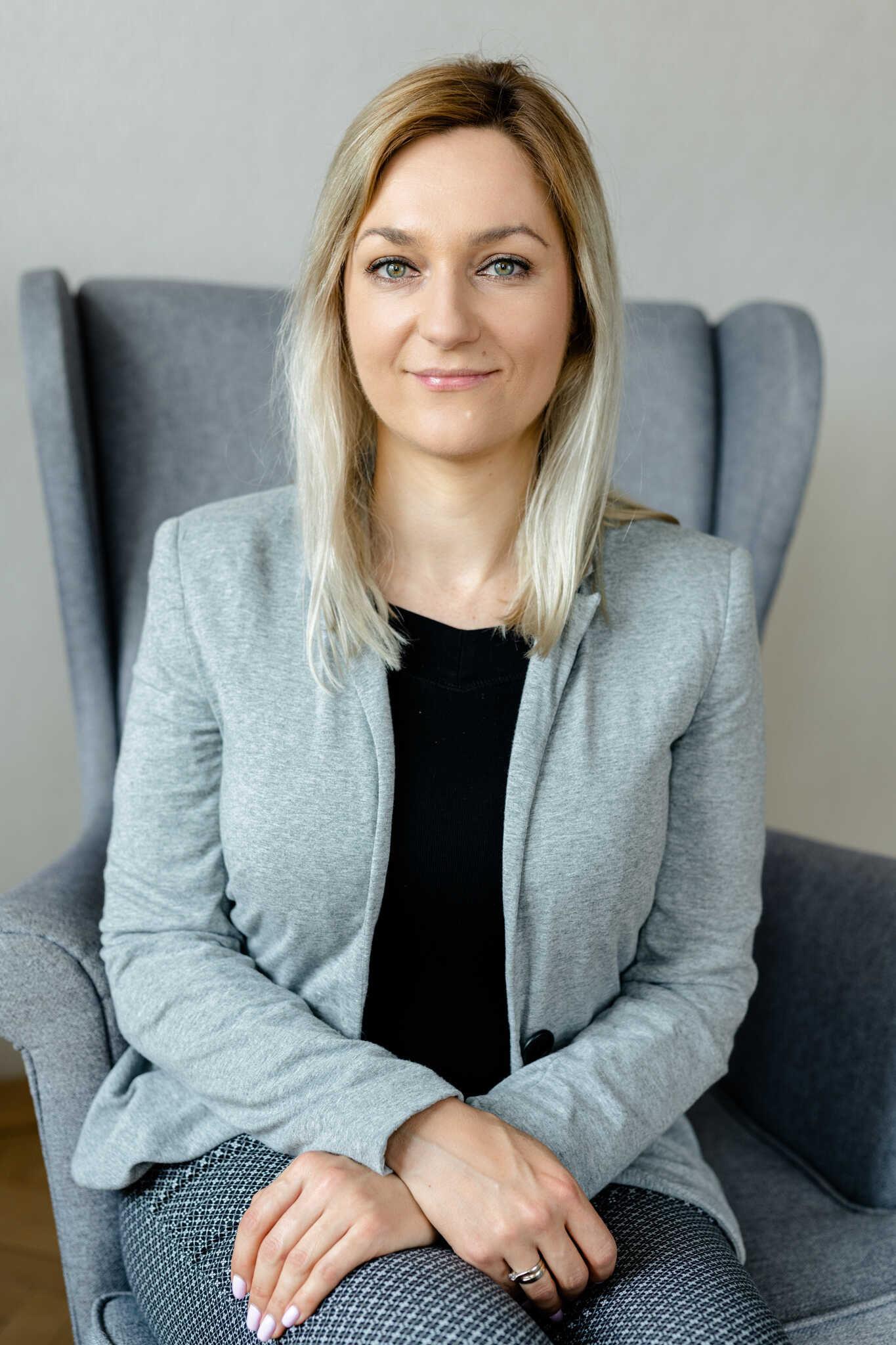 Marta Laskowska, psycholog, psychoterapeuta Warszawa