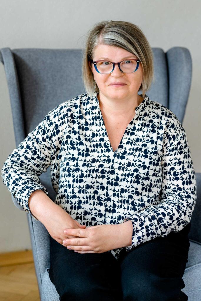 Edyta Bałdyga, psychoterapeuta, psycholog